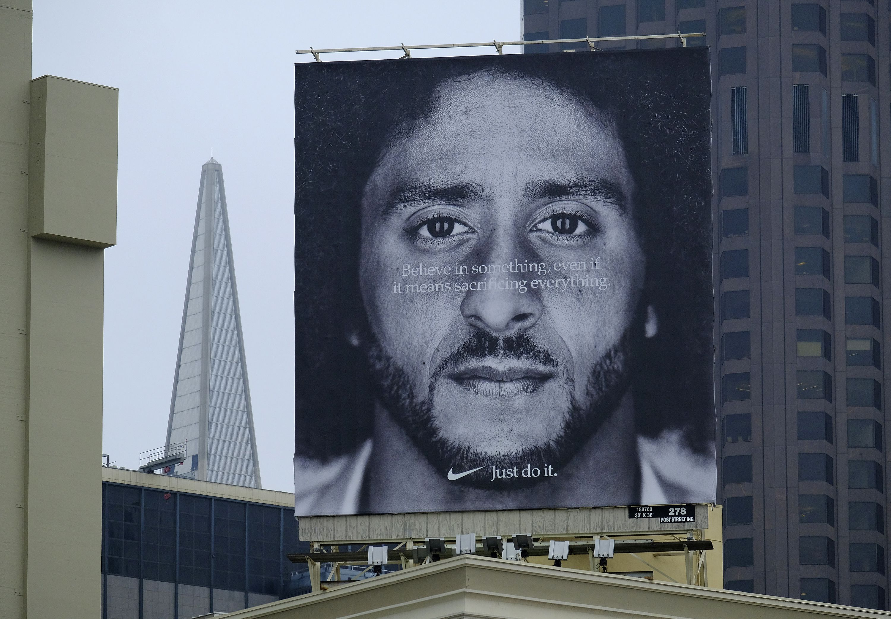 Opinion Nike Bet That Politics Would Sell Looks Like It Was Wrong The Washington Post