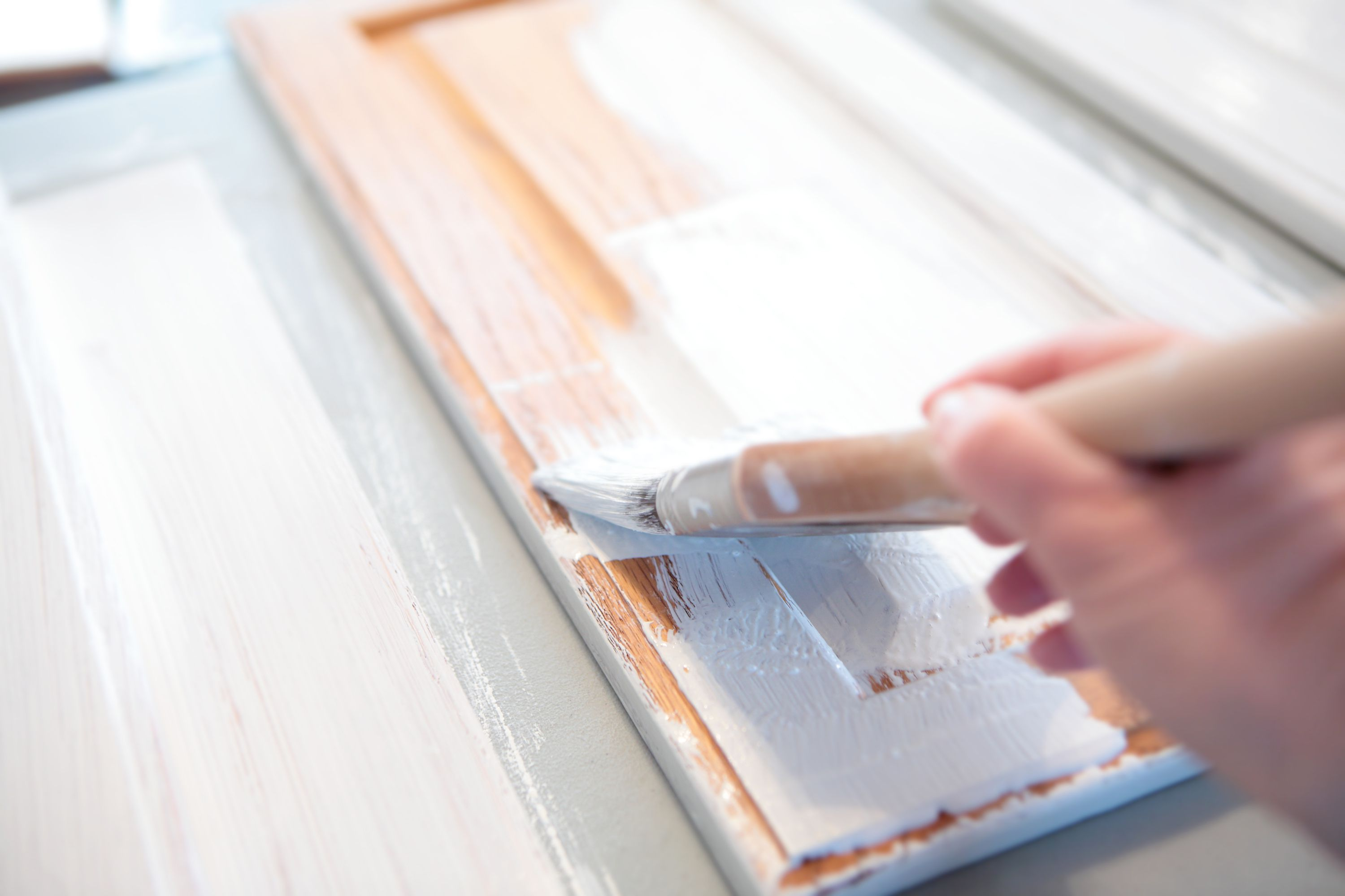 For An Affordable Kitchen Update Try Painting Your Cabinets