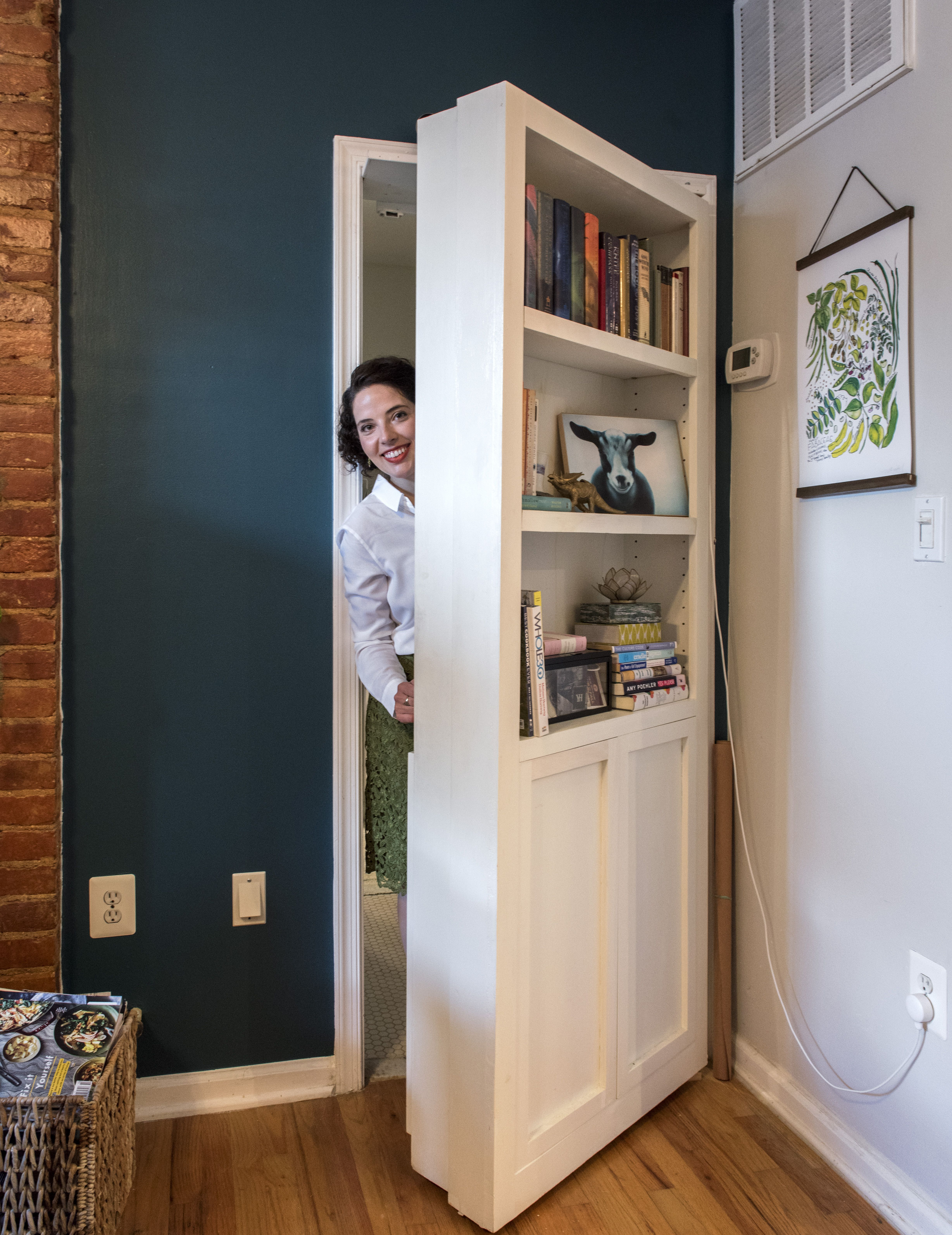 Concealed Doorways Are The Latest Trend In Home Design