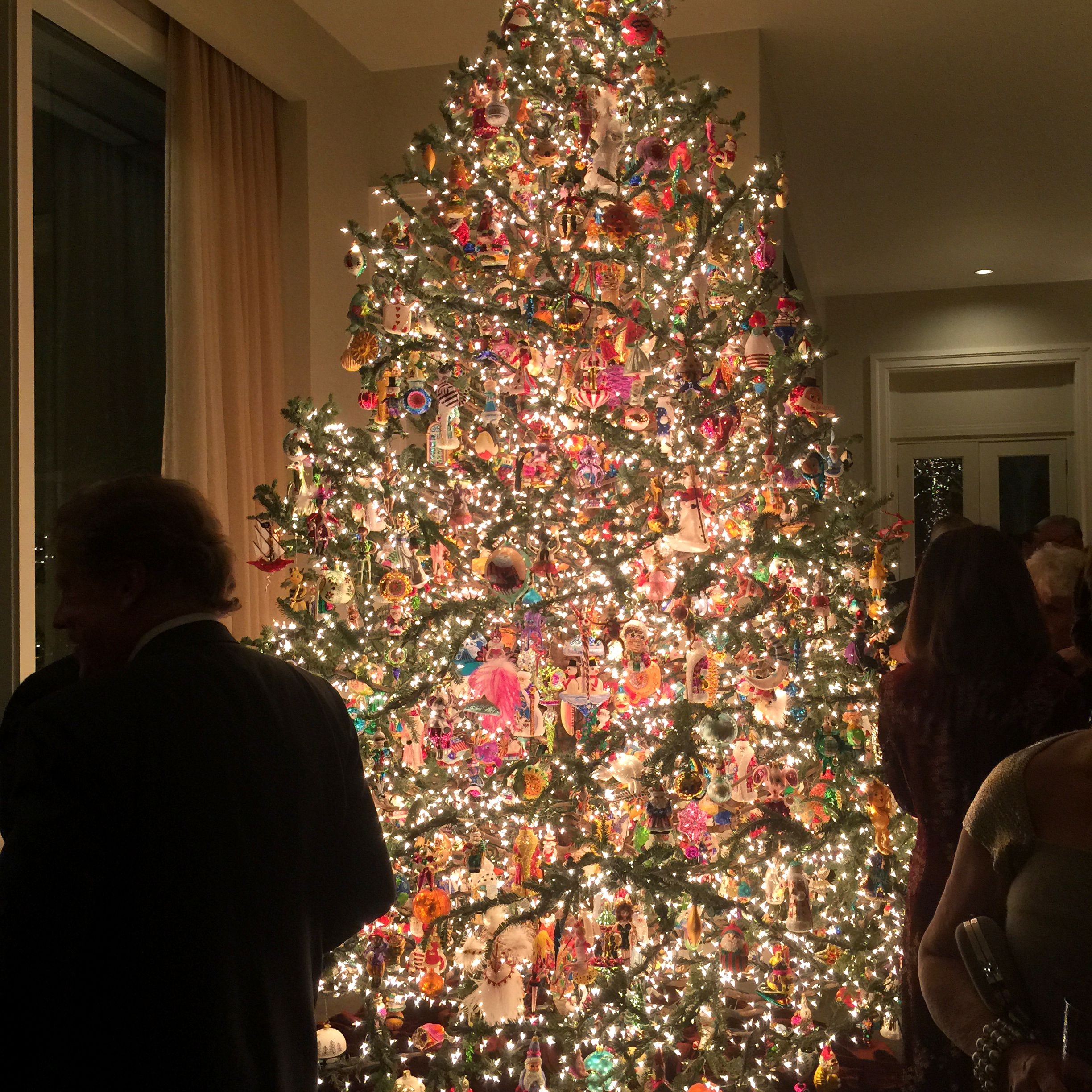 This Is Not Your Grandma S Christmas Tree For One Thing She Probably Couldn T Afford It The Washington Post