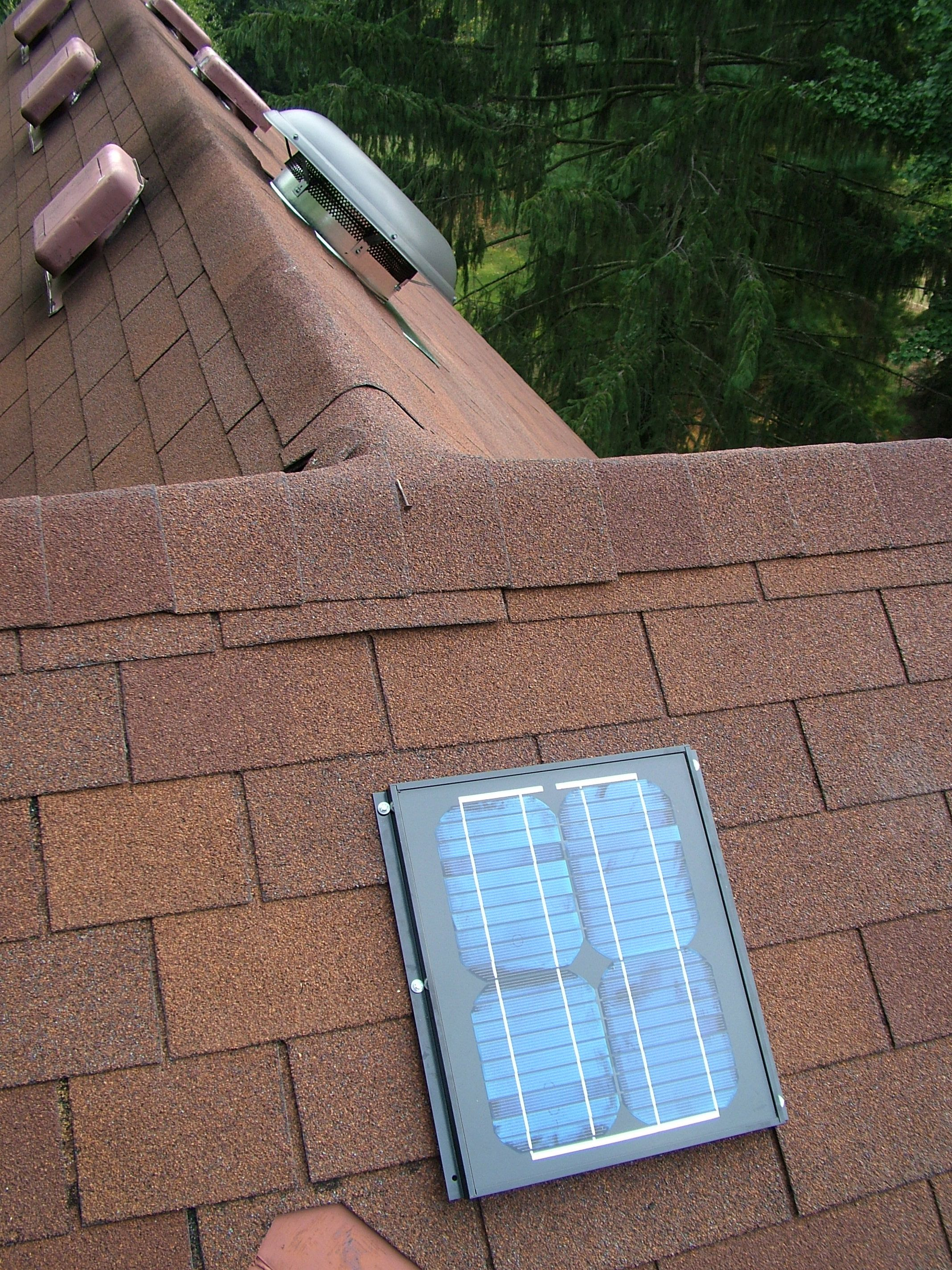 Is A Solar Attic Fan Worth The Cost The Washington Post